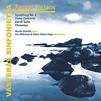 Anders Nilsson: Orchestral Works