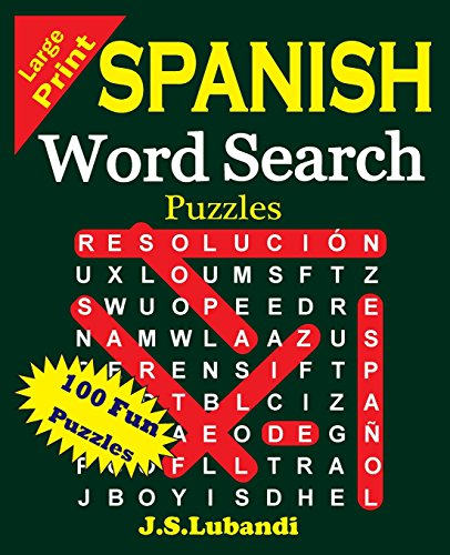 Best word search spanish for 2020
