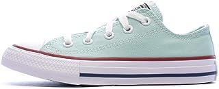 Converse All Star Ox Femme Baskets Mode Blanc