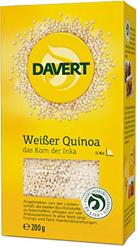 Davert Bio Weißer Quinoa (6 x 200 gr)