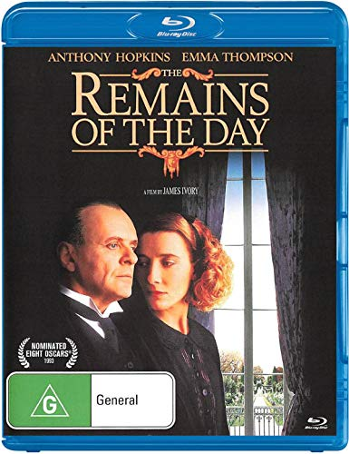 REMAINS OF THE DAY - REMAINS OF THE DAY (1 Blu-ray)