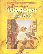 McDougal Littell Language of Literature: The InterActive Reader Grade 11