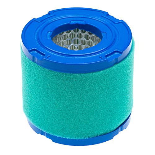 vhbw Filterset (1x Papierfilter, 1x Schaumfilter) Ersatz für Briggs & Stratton 271794S, 390930, 393957 für Rasentraktor