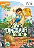 Go, Diego, Go!: Great Dinosaur Rescue - Nintendo Wii (Renewed)