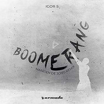 Boomerang (Maarten de Jong Remix)