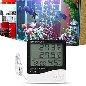 SALUTUYA Hochpräzises Aquarienthermometer von -50 ~ ~ + 70 ℃