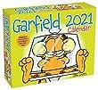 Garfield 2021  Original BrownTrout-Tagesabreißkal