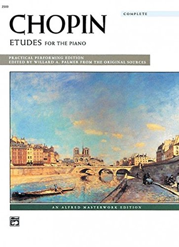 Chopin: Etudes (Complete): for the Piano (Alfred Masterwork Editions)
