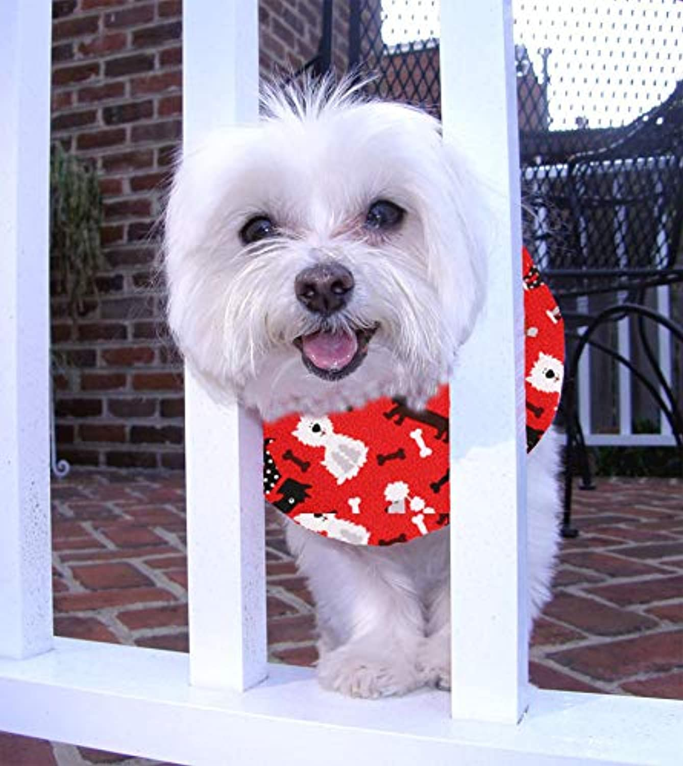 Puppy Bumpers Red Dog (1013 )