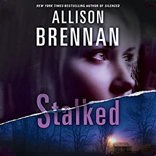Stalked     A Lucy Kincaid Novel, Book 5              Written by:                                                                                                                                 Allison Brennan                               Narrated by:                                                                                                                                 Kate Udall                      Length: 10 hrs and 17 mins     Not rated yet     Overall 0.0