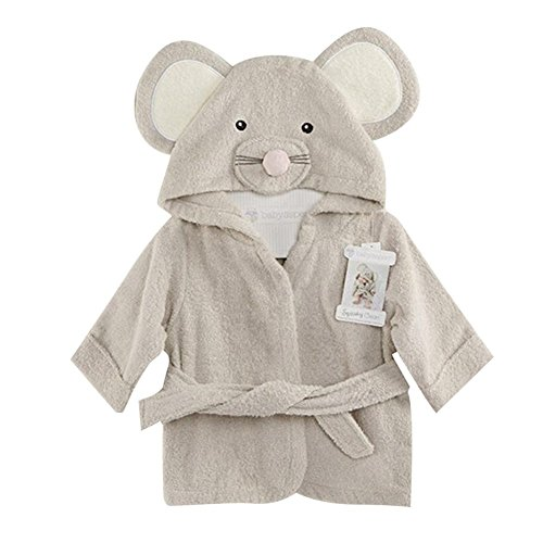 Fancyus Unisex ratón niños algodón bebé Capucha