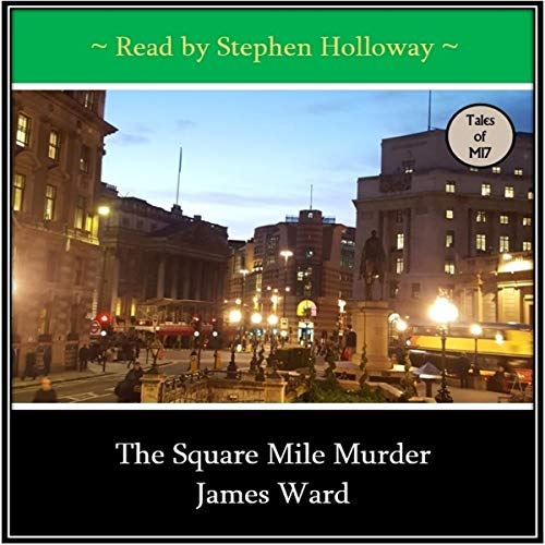 The Square Mile Murder cover art