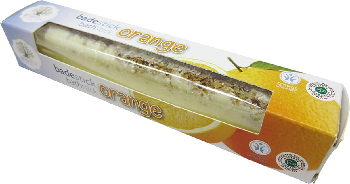 ショートカットバブル難しいバーデマイステライ 入浴剤 スティック オーガニック オレンジ 2回分