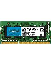 Crucial CT102464BF160B Memoria RAM de 8 GB (DDR3L, 1600 MT/s, PC3L-12800, SODIMM, 204-Pin)