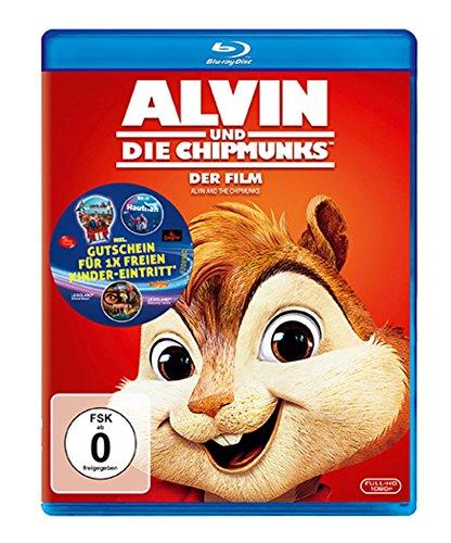 Alvin und die Chipmunks - Der Kinofilm (Blu-ray)