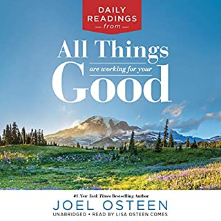Daily Readings from All Things Are Working for Your Good audiobook cover art