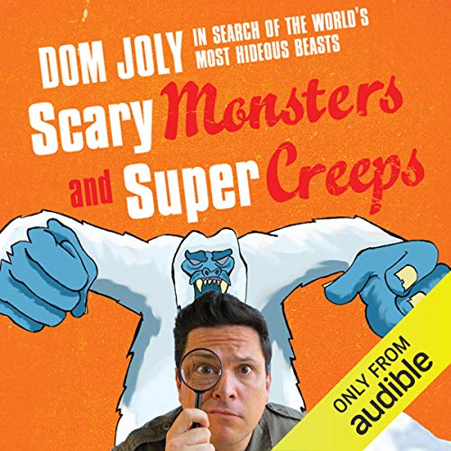 Scary Monsters and Supercreeps audiobook cover art