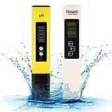 metagio 4 in 1 PH Meter, Digital Water Quality Test TDS PH EC