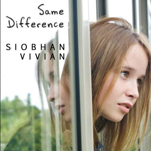 Same Difference audiobook cover art