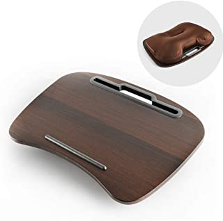 Dreamsoule テーブルクッション 膝上テーブル ビーズクッション ノートパソコン タブレット用 ラップトップテーブル (W47×D34cm)