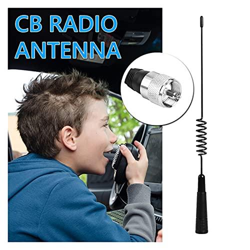FANGFANG Want Want Lin MAG-1345 Antena con Cable de alimentación 4M Piezas únicas 27MHz PL Adornos portátiles portátiles Magnético Ajuste para ciudadanos Banda Radio