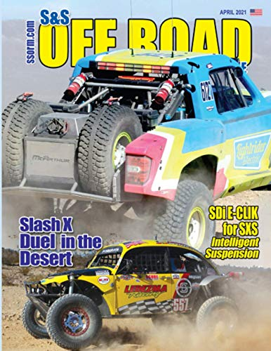 S&S Off Road Magazine April 2021...