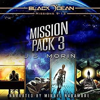 Black Ocean Mission Pack 3     Missions 9-12              Auteur(s):                                                                                                                                 J.S. Morin                               Narrateur(s):                                                                                                                                 Mikael Naramore                      Durée: 19 h et 49 min     Pas de évaluations     Au global 0,0