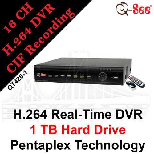 Q-SEE 16-CH 1TB Security Surveillance DVR