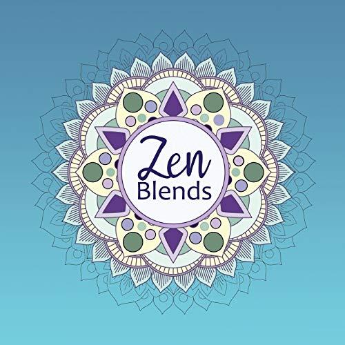 Zen Blends: Coloring Mandalas and Calming Diffuser Blends
