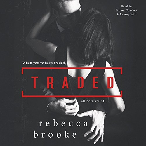Traded audiobook cover art
