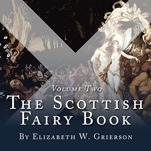 The Scottish Fairy Book audiobook cover art