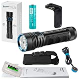 Olight Seeker 2 Pro 3200 Lumen USB Rechargeable LED Flashlight with...