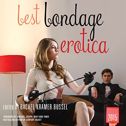 Best Bondage Erotica 2015 audiobook cover art