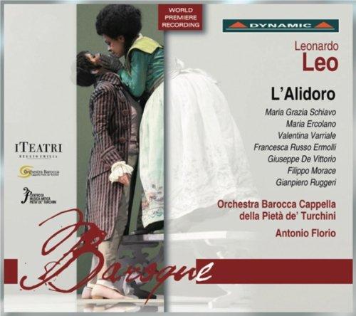 L'Alidoro: Act I Scene 8: Questi affari vanno in questo modo (Giangrazio) - Scene 9: Come c'e rimasto Don Marcello! (Zeza, Meo)