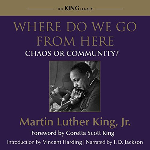Where Do We Go from Here audiobook cover art