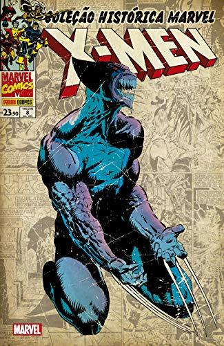 Coleção Histórica Marvel: X-Men v. 8