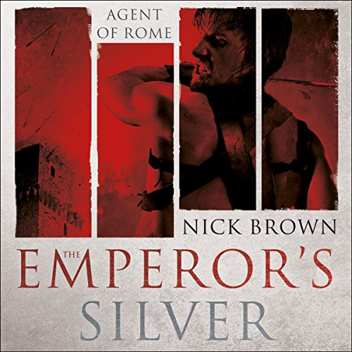 The Emperor's Silver audiobook cover art