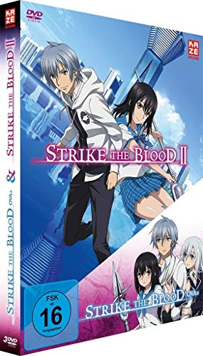 Strike the Blood - Staffel 2 - Gesamtausgabe + OVAs - [DVD]