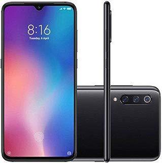 Celular Smartphone Mi 9 Se 6GB/128GB Amoled Versao Global Piano Black/Preto