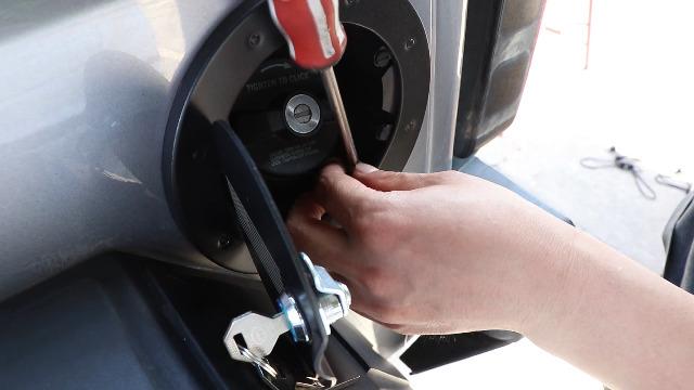 Dorman Fuel Door Spring Gas New for Toyota Camry Sienna RAV4 Celica 47208