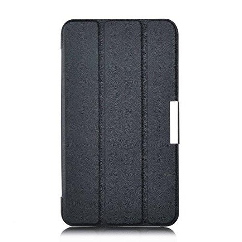 BOINN R MediaPad T1 / T1 Estuche de 7.0 Pulgadas - Estuche Delgado y Elegante para MediaPad T1 / T1 Tableta de 7.0 Pulgadas (Negro)