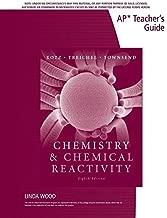 AP Teacher's Guide, Chemistry & Chemical Reactivity, 8th Edition