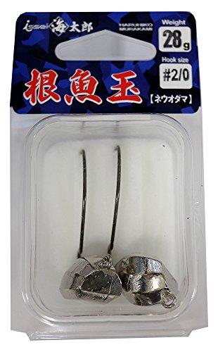 ISSEI(イッセイ) 海太郎 根魚玉 28g #2/0.