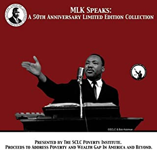 MLK Speaks: A 50th Anniversary Limited Edition Collection     Entire Collection               De :                                                                                                                                 Martin Luther King                               Lu par :                                                                                                                                 Martin Luther King                      Durée : 3 h et 46 min     Pas de notations     Global 0,0