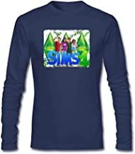 LIOLI Men's The Sims 4 Long Sleeve T Shirt
