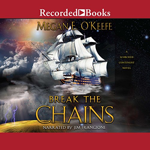 Break the Chains audiobook cover art