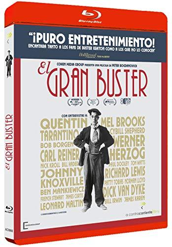 El Gran Buster [Blu-ray]