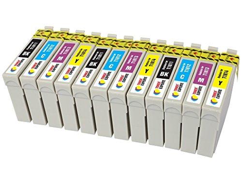 TONER EXPERTE® 12 XL Druckerpatronen kompatibel für Epson 18 18XL T1816 Expression Home XP-102 XP-202 XP-205 XP-302 XP-305 XP-405 XP-212 XP-215 XP-225 XP-312 XP-315 XP-325 XP-425 | hohe Kapazität