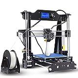 SHENLIJUAN X8 Imprimante 3D Haute Qualité Précision Haute Vitesse Grand Imprimantes 3D Pas Cher Kit Impresora Acrylic Frame
