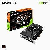 Gigabyte GeForce RTX 2060 Mini ITX OC 6G Graphics Card, Mini ITX Form Factor, 6GB 192-bit GDDR6, GV-N2060IXOC-6GD Video Card